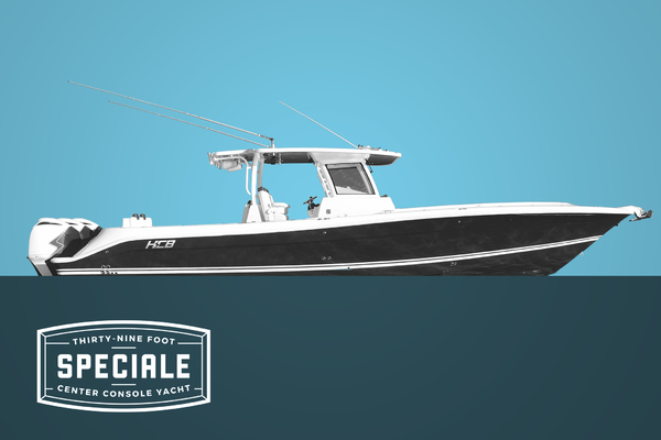 39-ft-HCB-2020-39 Speciale-ON ORDER Enroute to Staten Island, NY New York United States  yacht for sale