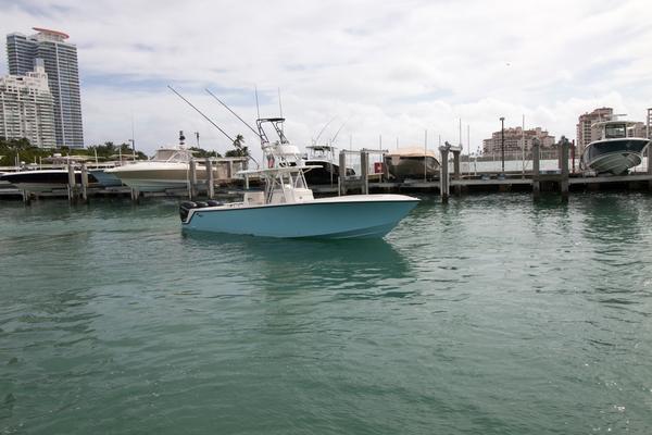 37-ft-SeaVee-2018-370z-Irish Exit Miami Beach Florida United States  yacht for sale