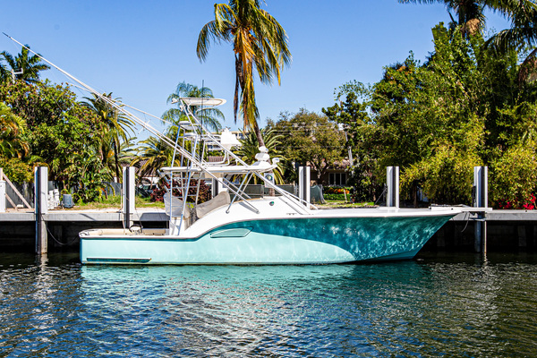 38-ft-Out Island-2004-38 Express Fisherman-Barbarossa FT. LAUDERDALE Florida United States  yacht for sale