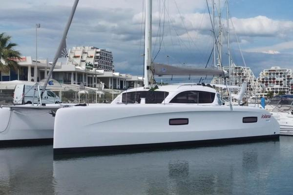 45-ft-Outremer-2015-- Long Beach California United States  yacht for sale