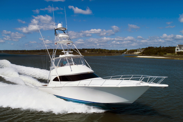 Picture Of: 56' Viking 55 Convertible 2016 Yacht For Sale   3 of 83