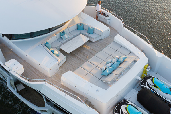 2016 IAG 133' Motor Yacht SERENITY | Picture 6 of 120