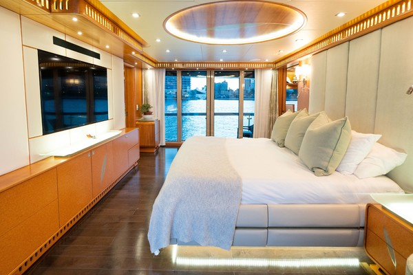 2016 IAG 133' Motor Yacht SERENITY | Picture 5 of 120