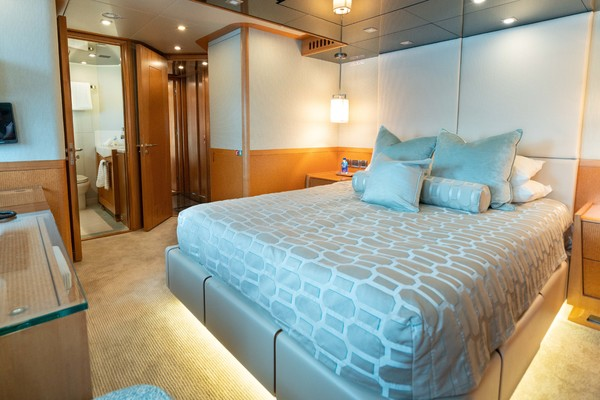 2016 IAG 133' Motor Yacht SERENITY | Picture 4 of 120