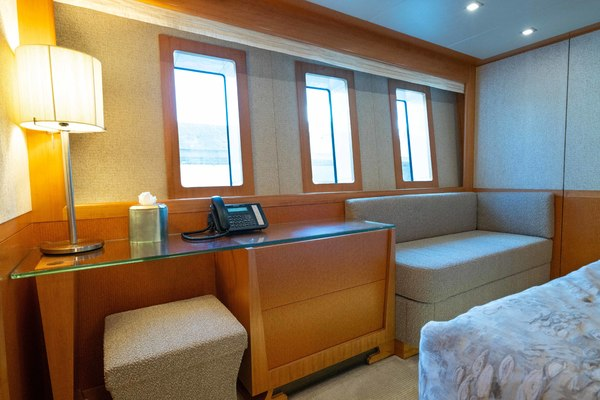 2016 IAG 133' Motor Yacht SERENITY | Picture 1 of 120