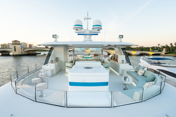 2016 IAG 133' Motor Yacht SERENITY | Picture 8 of 120