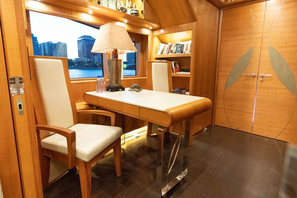 2016 IAG 133' Motor Yacht SERENITY | Picture 3 of 120