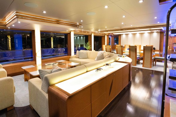 2016 IAG 133' Motor Yacht SERENITY | Picture 7 of 120