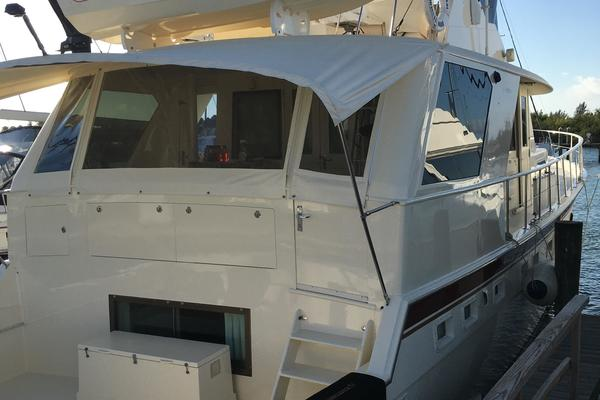 1979 Hatteras 58' Yacht Fisherman QUINTESSENCE IV   Picture 5 of 67