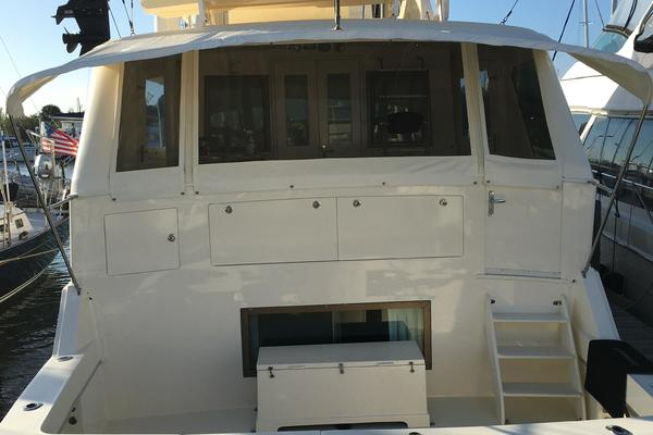Picture Of: 58' Hatteras Yacht Fisherman 1979 Yacht For Sale | 4 of 67