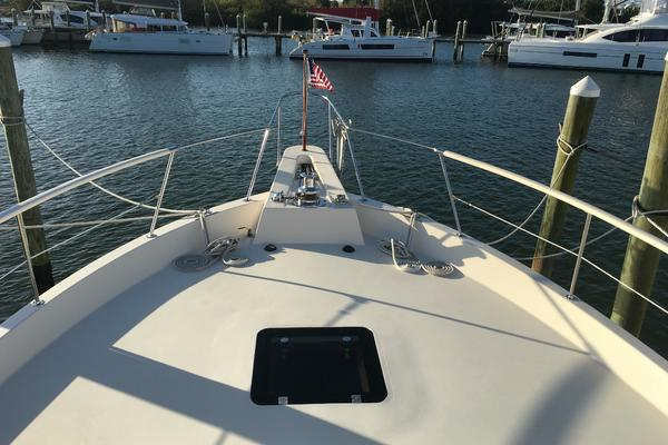 1979 Hatteras 58' Yacht Fisherman QUINTESSENCE IV   Picture 2 of 67