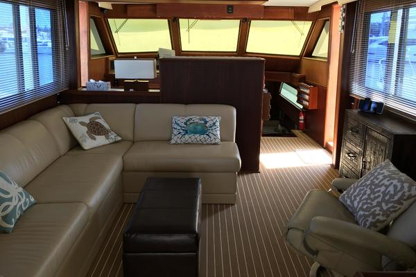 1979 Hatteras 58' Yacht Fisherman QUINTESSENCE IV   Picture 1 of 67