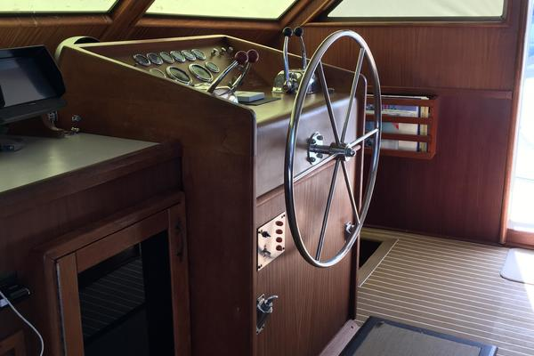 1979 Hatteras 58' Yacht Fisherman QUINTESSENCE IV   Picture 7 of 67