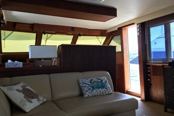 1979 Hatteras 58' Yacht Fisherman QUINTESSENCE IV   Picture 3 of 67