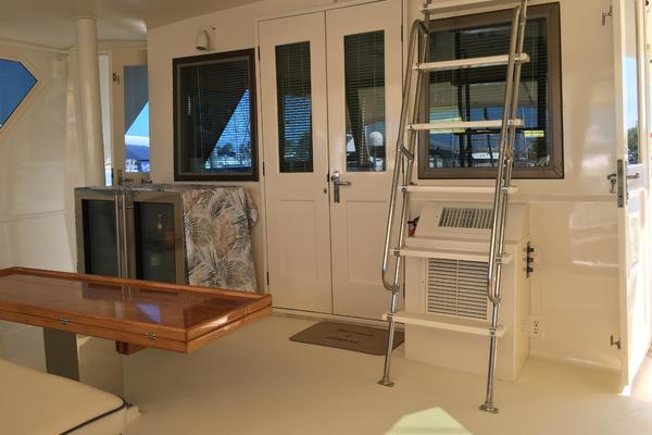 1979 Hatteras 58' Yacht Fisherman QUINTESSENCE IV   Picture 4 of 67