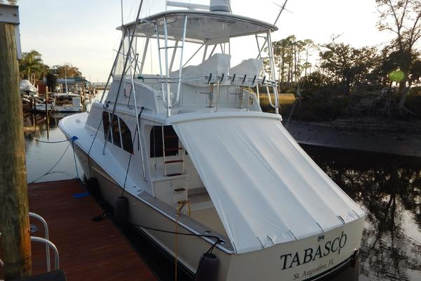 Picture Of: 48' Whiticar Custom Sportfish 2004 Yacht For Sale | 3 of 55