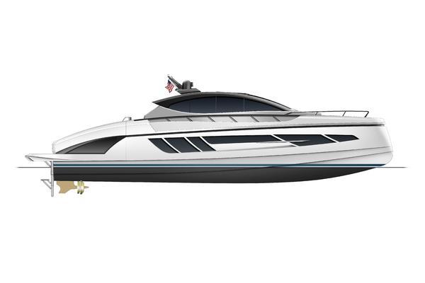 2021 Lazzara 65' LSX   | Picture 7 of 25