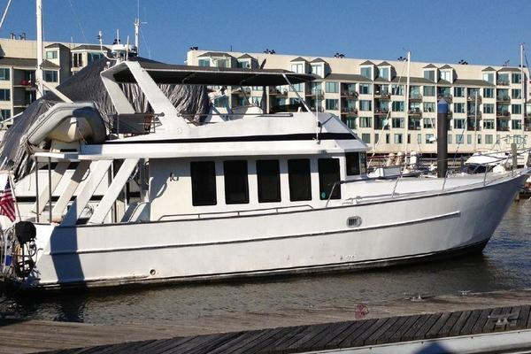 49' Bruce Roberts Trawler 2003 |