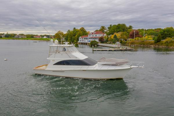 2000 Ocean Yachts 56' Super Sport CRITERIA | Picture 3 of 32