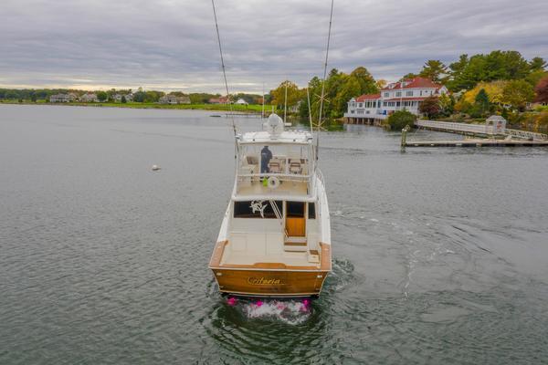 2000 Ocean Yachts 56' Super Sport CRITERIA | Picture 6 of 32