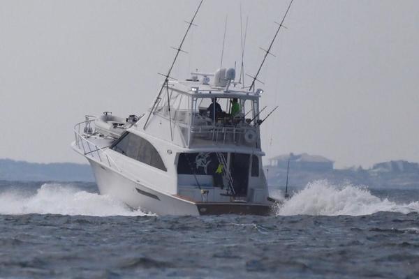2000 Ocean Yachts 56' Super Sport CRITERIA | Picture 2 of 32
