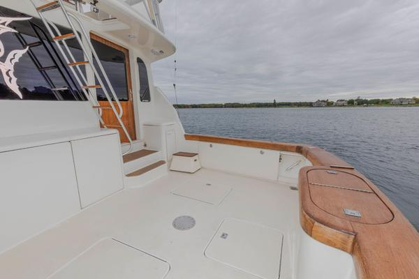 2000 Ocean Yachts 56' Super Sport CRITERIA | Picture 8 of 32
