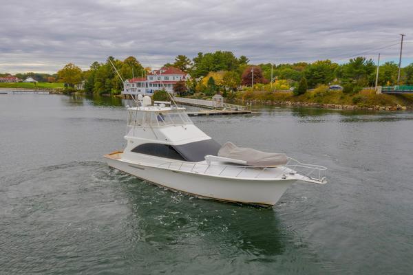 2000 Ocean Yachts 56' Super Sport CRITERIA | Picture 4 of 32