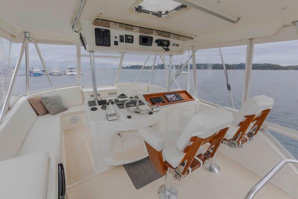 2000 Ocean Yachts 56' Super Sport CRITERIA | Picture 1 of 32