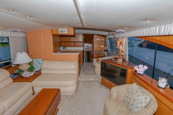 2000 Ocean Yachts 56' Super Sport CRITERIA | Picture 5 of 32