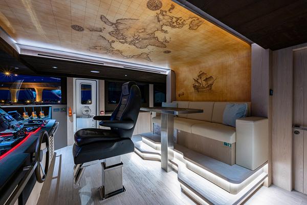 2020 Majesty Yachts 140 ft Motor Yacht - MAJESTY 140