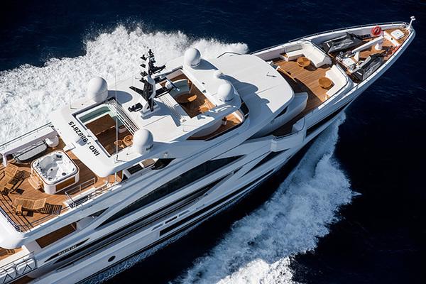 2020 Majesty Yachts 140' Motor Yacht MAJESTY 140 | Picture 3 of 46
