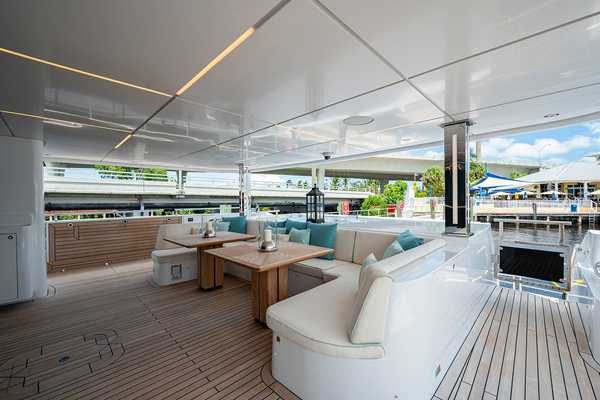 2020 Majesty Yachts 140 ft Motor Yacht - MAJESTY 140