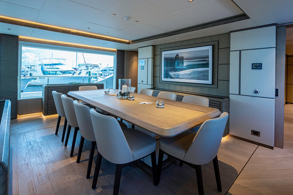 2020 Majesty Yachts 140' Motor Yacht MAJESTY 140 | Picture 1 of 46