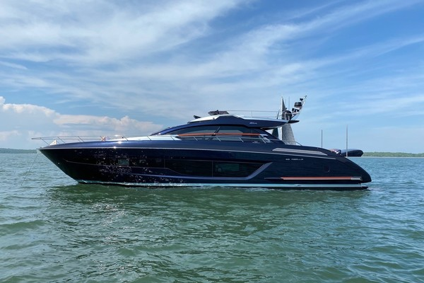 66-ft-Riva-2019-66 Ribelle-Recovery Sag Harbor New York United States  yacht for sale