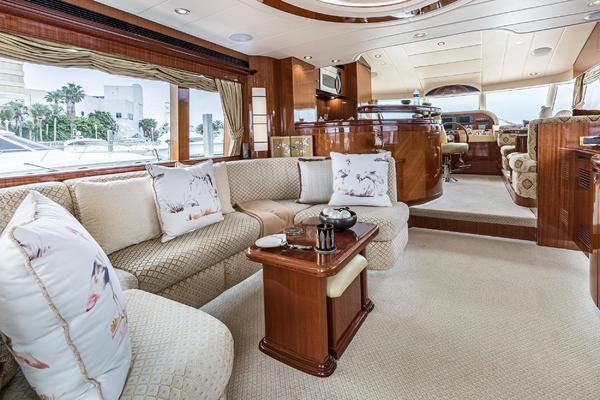 2006 Horizon 62' E62 Lady G | Picture 5 of 48