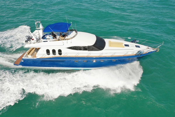 70-ft-Princess-1999-Flybridge Motoryacht-Angel Del Mar Cape Canaveral Florida United States  yacht for sale