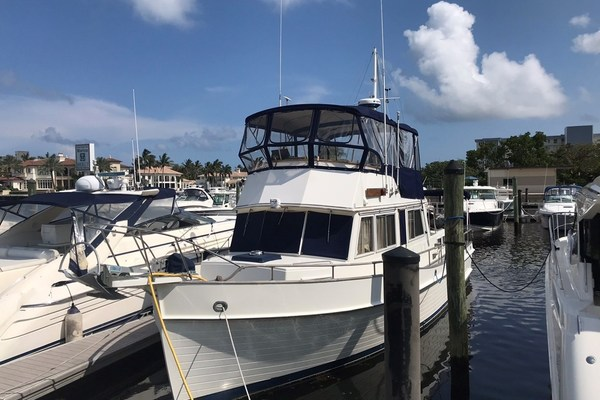 42-ft-Grand Banks-1987-Trawler-Drifter Vero Beach Florida United States  yacht for sale