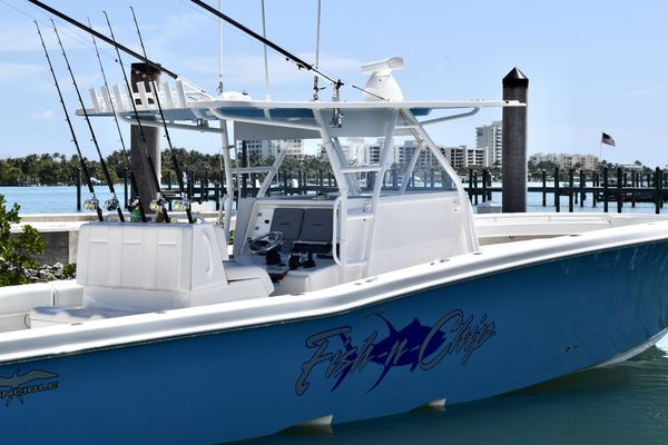 2013Invincible 42 ft Open Fisherman   Fish N Chips