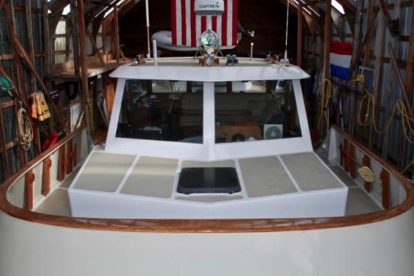 1978Custom 50 ft Philbrooks Shipyard Cruiser   Palamar