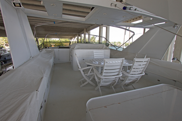 1988 Broward 97' Pilothouse GOLDEN RULE | Picture 8 of 29