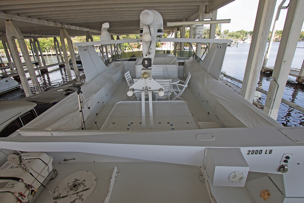1988 Broward 97' Pilothouse GOLDEN RULE | Picture 1 of 29