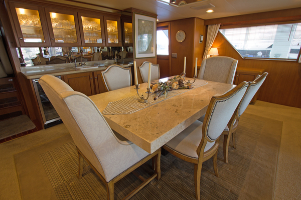 1988 Broward 97' Pilothouse GOLDEN RULE | Picture 6 of 29