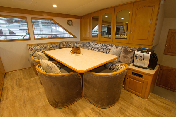 1988 Broward 97' Pilothouse GOLDEN RULE | Picture 2 of 29
