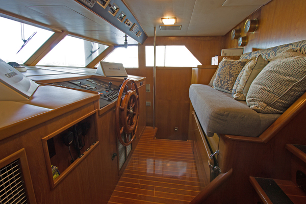 1988 Broward 97' Pilothouse GOLDEN RULE | Picture 3 of 29