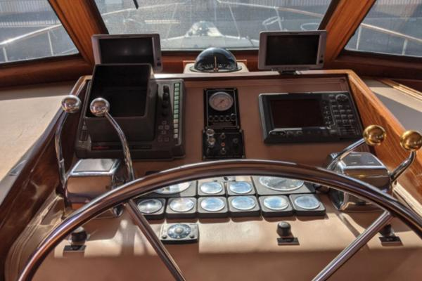 1988 Hatteras 53' MY Fisher  | Picture 2 of 41