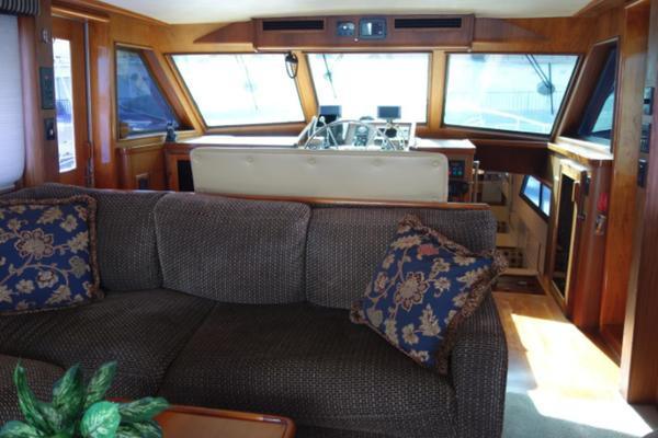1988 Hatteras 53' MY Fisher  | Picture 4 of 41