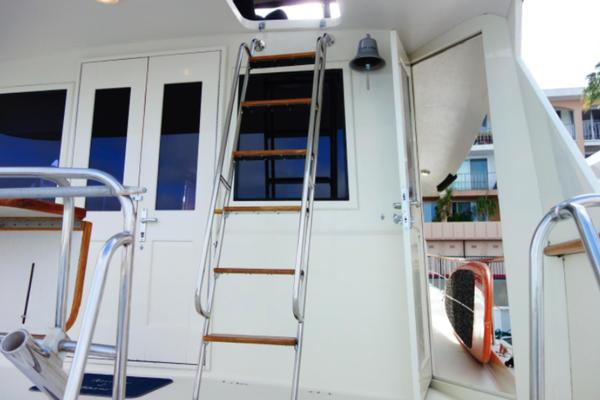 1988 Hatteras 53' MY Fisher  | Picture 3 of 41