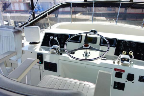 1988 Hatteras 53' MY Fisher  | Picture 1 of 41