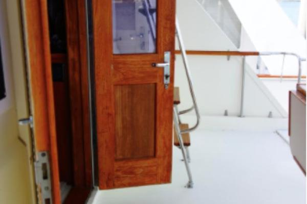 1988 Hatteras 53' MY Fisher  | Picture 8 of 41