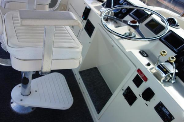 1988 Hatteras 53' MY Fisher  | Picture 7 of 41